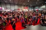 More area, more exhibitors and more visitors!!