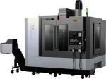 Firma DK machinery působící na českém trhu od roku 1993 představí na 17. ročníku veletrhu FOR INDUSTRY dvě novinky. První novinkou je vertikální obráběcí centrum Sino V8.