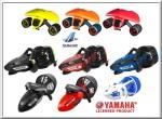 Podvodní skútry značek Yamaha a Sublue