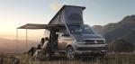 Dovolená v užitkovém voze Volkswagen s obytnou vestavbou? Jde to. Přesvědčte se