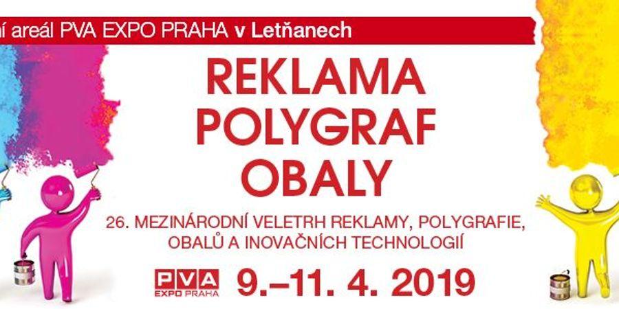 REKLAMA POLYGRAF OBALY 2019