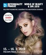Obchodní sdělení veletrhů INTERBEAUTY PRAGUE aWORLD OF BEAUTY & SPA jaro 2019