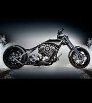 Bohemian Custom Bike