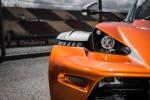 Vozidla KTM X-Bow GT a X-Bow R na AUTOSHOW PRAHA