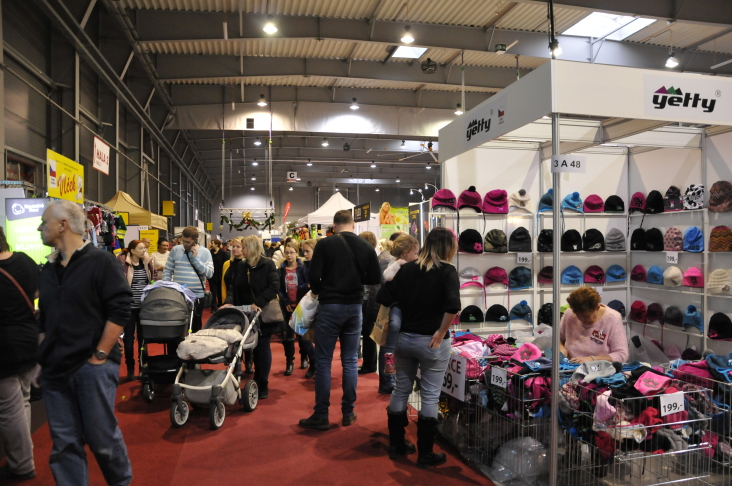 List of exhibitors of Christams trade fair 2018