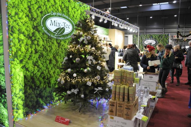 Next edition: Christmas trade fair: 12-15 December 2019, Prague, Czech republic