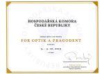 Hospodářská komora ČR udělila záštitu veletrhu PRAGODENT