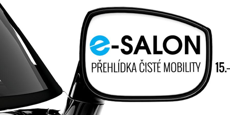 E-SALON PŘEHLÍDKA ČISTÉ MOBILITY