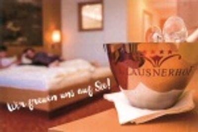 BONUSOVÁ CENA - voucher na víkendový pobyt pro 2 osoby do 4*luxusního wellness hotelu Klausnerhof v Rakousku