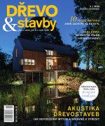 Třetí číslo časopisu DŘEVO&stavby 2020 pro letní pohodu je již v prodeji