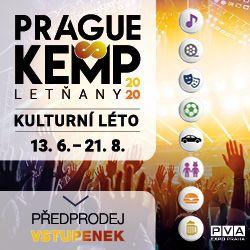 PRAGUE KEMP LETŇANY 2020