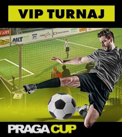 VIP PRAGA CUP Fotball