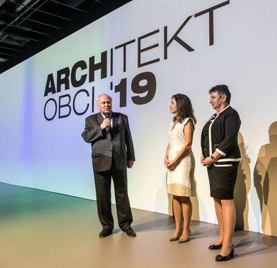 FINALISTÉ – ARCHITEKT OBCI 2020