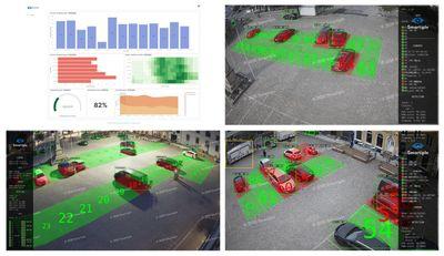 Parkinto - umělá inteligence snižuje náklady v oblasti chytrého parkování
