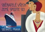 The Sběratel/Collector Fair in Prague will be the first collectors' event in Europe after six months