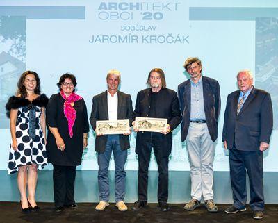 Známe Architekta obci 2020!
