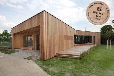 Mateřská škola jako příklad ekologické stavby se zdravým vnitřním prostředím