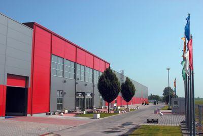 Polní nemocnice na PVA Expo Praha