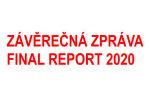 HOLIDAY WORLD & REGION WORLD 2020 - závěrečná zpráva