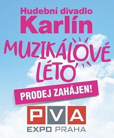 Zahájen prodej vstupenek na Letní Open Air scénu v areálu PVA Expo Praha Letňany