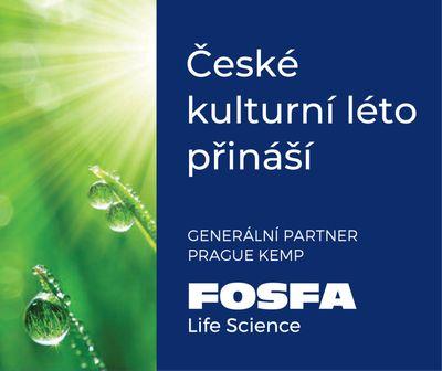Generálním partnerem je FOSFA