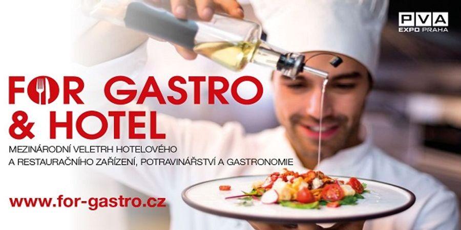 FOR GASTRO & HOTEL 2021