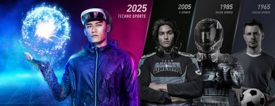 Fun Arena a SupremeXP představí první fyzický e-sport na světě HADO.