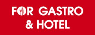 FOR GASTRO & HOTEL 2018