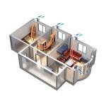 Rekuperační jednotky vyžadují téměř tři čtvrtiny zákazníků projektových firem