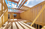 The most serious problem of wood as a building element is its relatively high combustibility