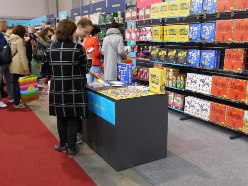 veletrhy for toys for babies a for games nabídnou potřeby pro děti