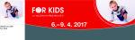 Veletrh pro děti For Kids - nová FB stránka