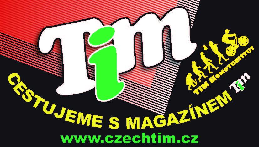 TIM - Turistický informační magazín - nové