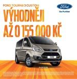 Zvýhodněná nabídka vozů FORD na veletrhu FOR PASIV 2017!