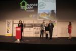Nejlepším pasivním domem roku 2016 se stala dřevostavba z Černošic od atelieru ARCHCON atelier, s. r. o.