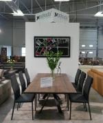 JV Pohoda - kolekce designových jídelních stolů Quattro