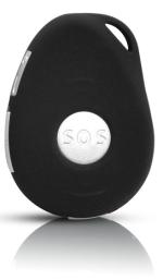 SOS přívěsek s detektorem pádu a GPS lokalizací