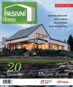 Ročenka PASIVNÍ domy 2018 pro návštěvníky veletrhu FOR PASIV 2018 exkluzivně ZDARMA