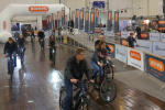 The Ebike outdoor test track at ForBikes is organized by ekolo.cz