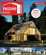 Ročenka PASIVNÍ domy 2019 pro návštěvníky veletrhu FOR PASIV 2019 exkluzivně ZDARMA