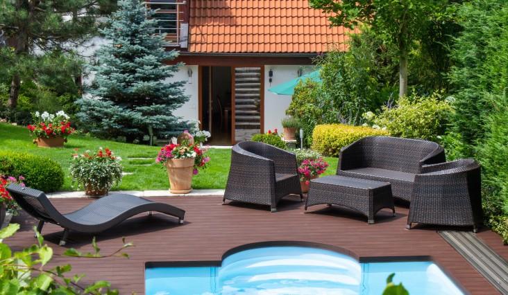 Zahradu ve stylu FOR GARDEN vám bude každý soused závidět