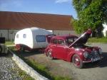 Návrat v čase: výstava obytných automobilů minulého století