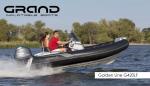 Firma AVAR-YACHT představí nový člun GRAND G420LF