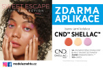 Aplikace CND Shellac!