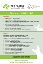 Čipování a registrace zvířat přímo na veletrhu