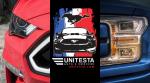 Firma UNITESTA spol. s r. o. představí nový projekt ME750R, fordy F-150 a své Mustangy včetně amerického Bullitta