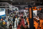 Thousands of visitors at the firs day of FOR BIKES trade fair 2019! The show has already begun!