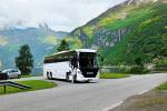 Společnost SCANIA představí modely Citywide LE a Touring HD12