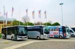 Autobusy ISUZU na veletrhu CZECHBUS 2019