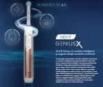 Elektrický kartáček Genius X